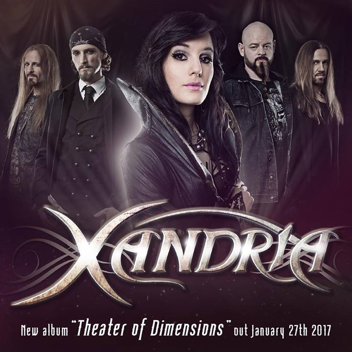 Xandria Tour Dates