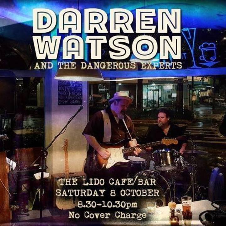Darren Watson Tour Dates