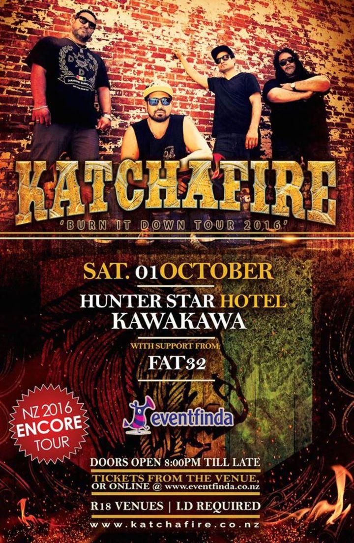 Katchafire Tour Dates