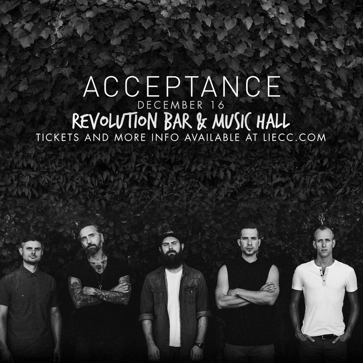 Acceptance @ Revolution Bar & Music Hall - Amityville, NY