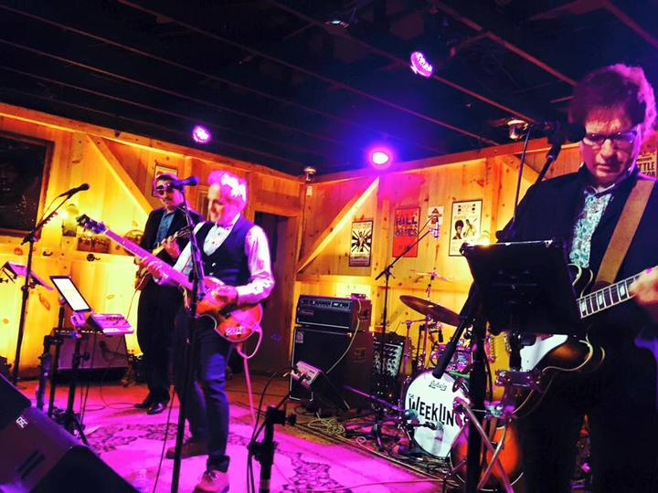 The Weeklings @ Daryl's House - Pawling, NY
