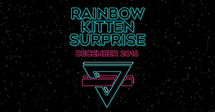 Rainbow Kitten Surprise @ Black Cat - Washington, DC