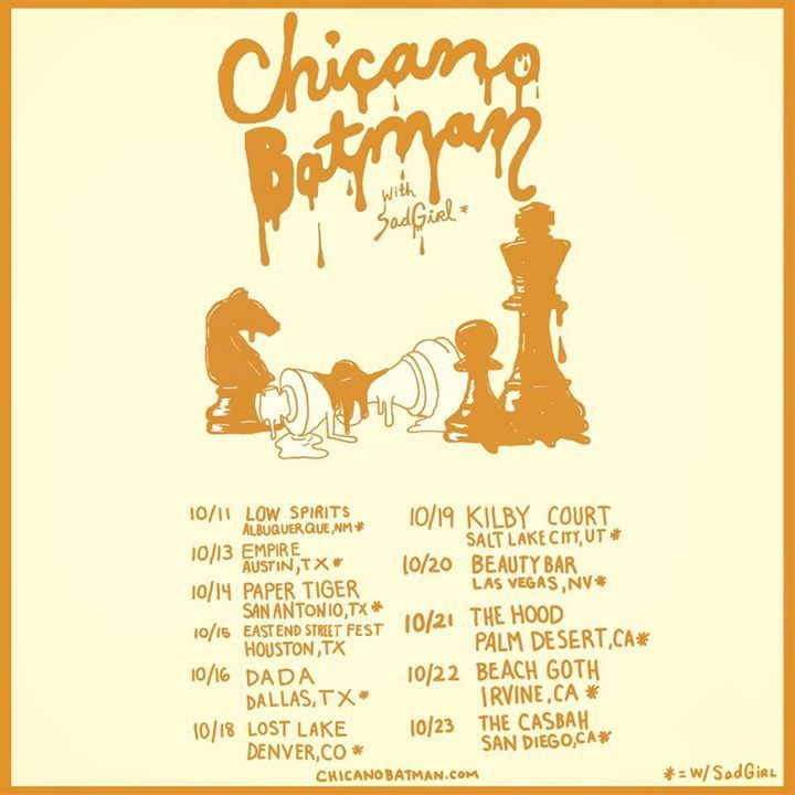 Chicano Batman Tour Dates
