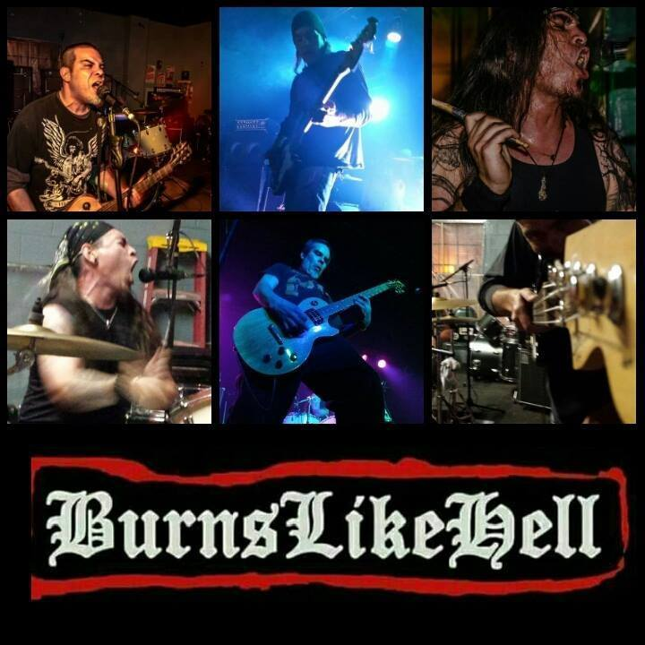 Burns Like Hell Tour Dates