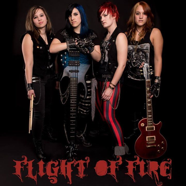 Flight of Fire Tour Dates