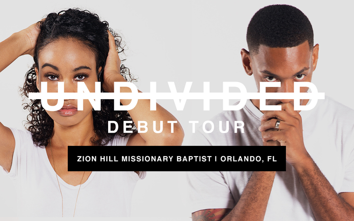 Undivided Official @ Zion Hill Missionary Baptist Church - Orlando, FL