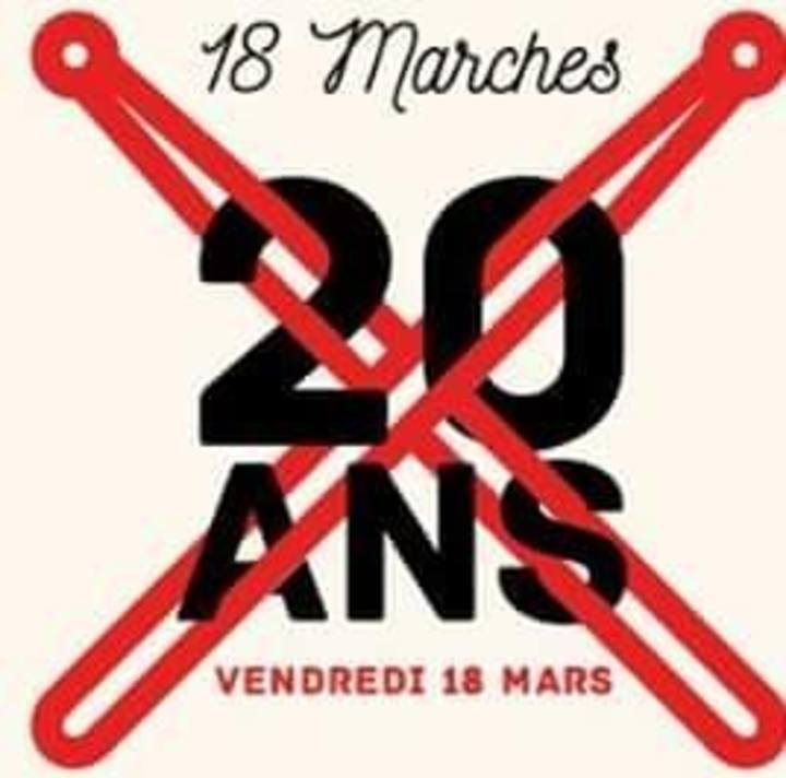 Les 18 Marches Tour Dates