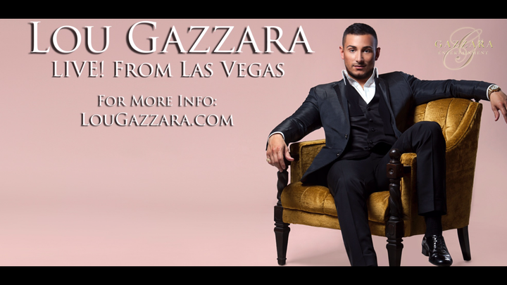 Louis Gazzara @ Celebrity Infinity 10/1-9/2017 - Los Angeles, CA