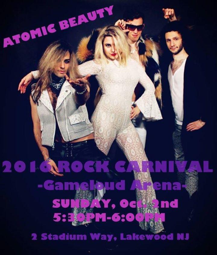 Atomic Beauty Tour Dates
