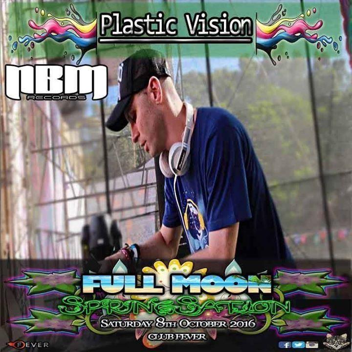 Plastic Vision Tour Dates