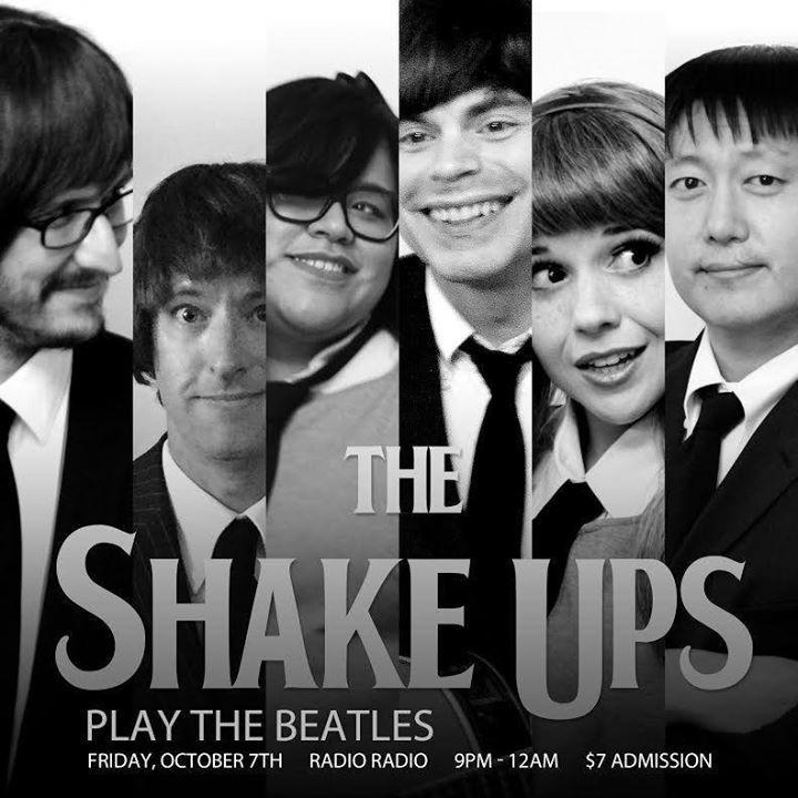 The Shake Ups Tour Dates
