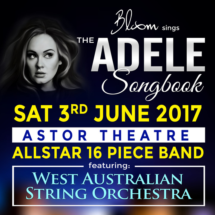 Adele & Amy Songbook @ Astor Theatre - Perth, Australia
