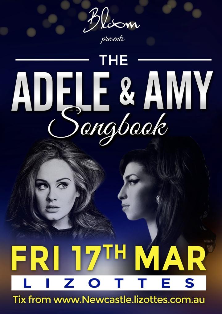 Adele & Amy Songbook @ Lizotte's  - Newcastle, Australia