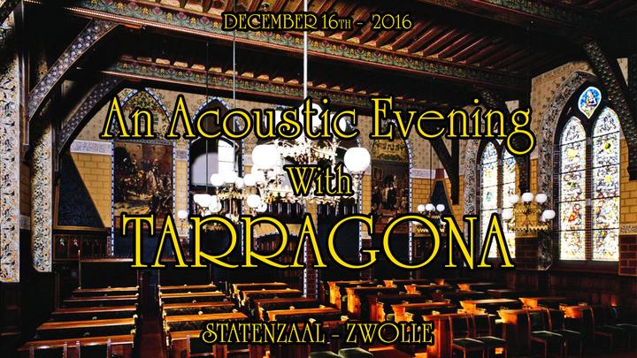 TARRAGONA MUSIC @ Statenzaal - Zwolle, Netherlands