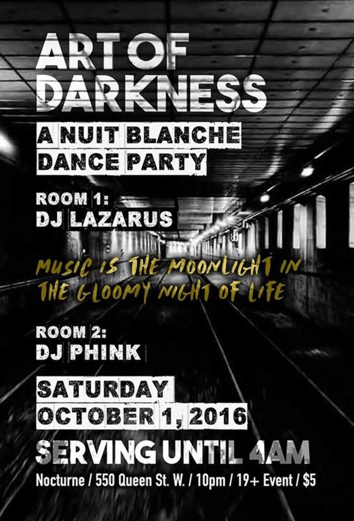DJ LAZARUS Tour Dates