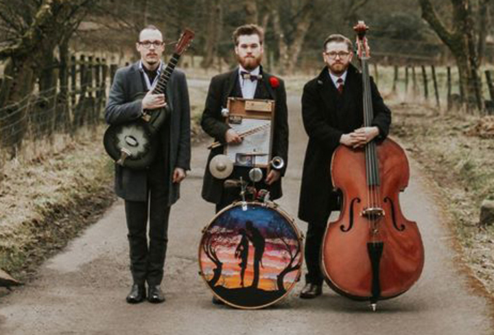 Leeds City Stompers @ Cafe#9 (w/Washboard Resonators and Kindest of Thieves) - Sheffield, United Kingdom
