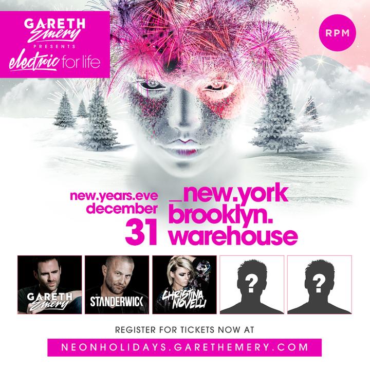 Christina Novelli @ Brooklyn Secret Warehouse - Brooklyn, NY