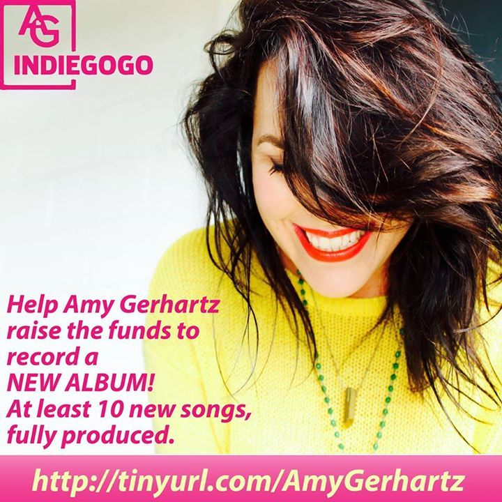 Amy Gerhartz Music Tour Dates