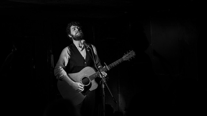 Declan O'Rourke @ Town Hall Theatre - Westport, Ireland
