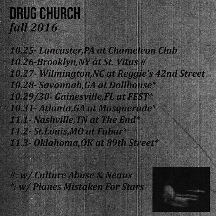 Drug Church Tour Dates