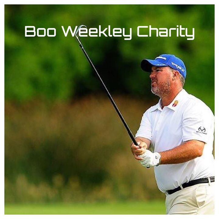 Boo Weekley Charity Golf Tour Dates