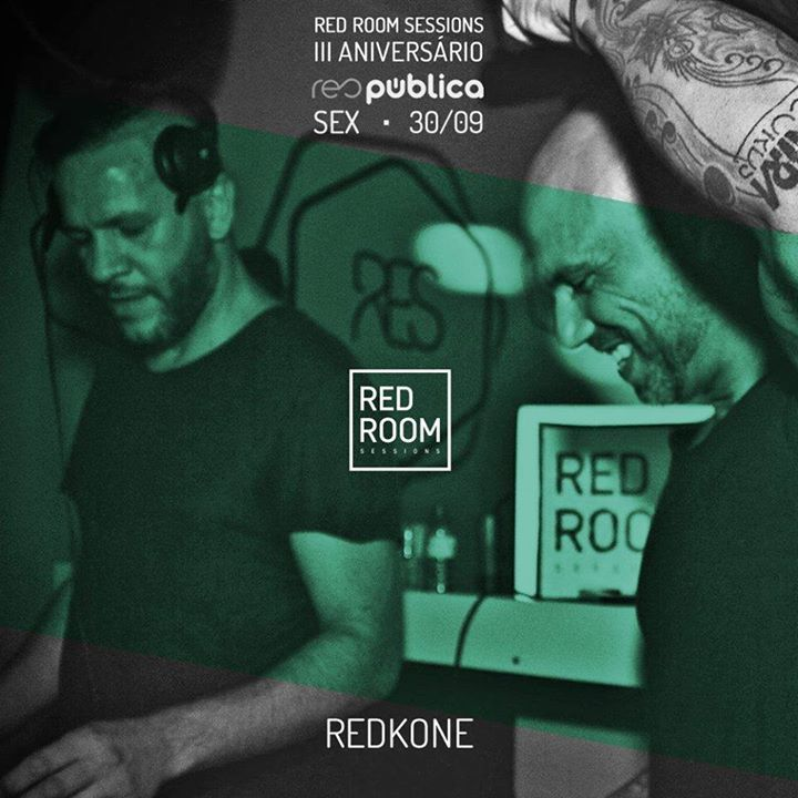 Redkone Tour Dates