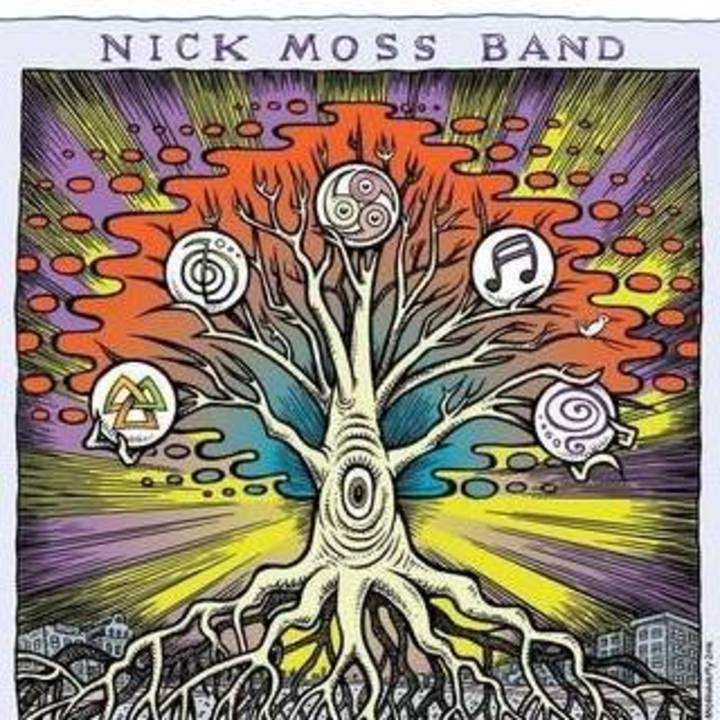 Nick Moss Band Tour Dates