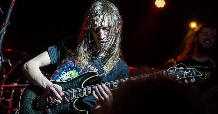 Darker Half @ Midian LIVE - Cremona, Italy