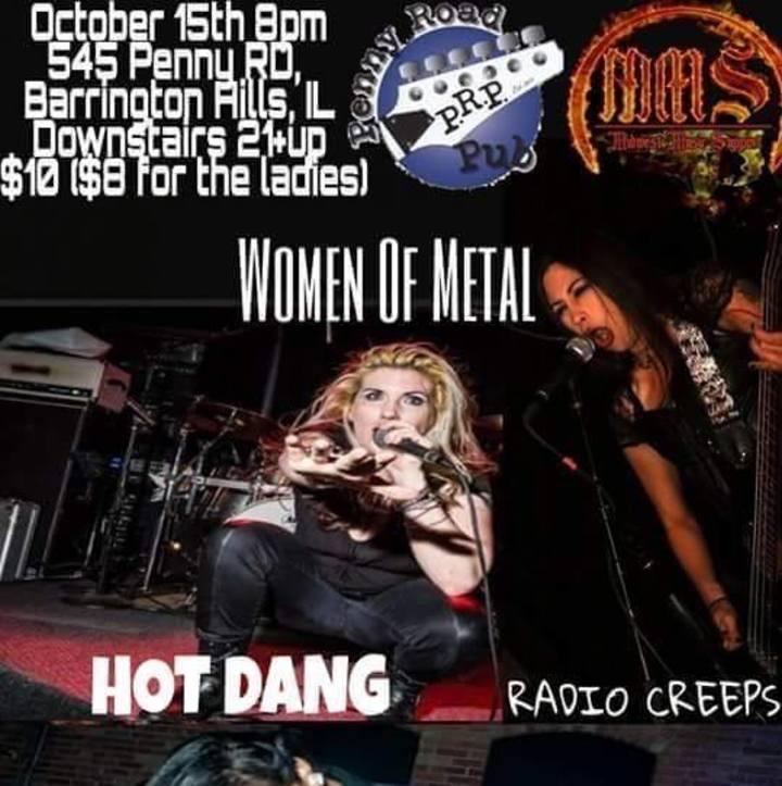 HOT DANG Tour Dates