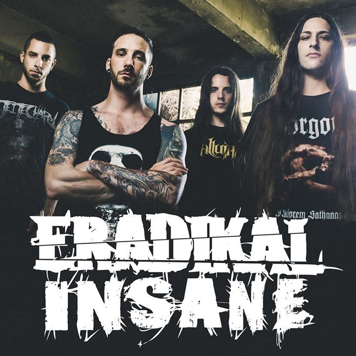 Eradikal Insane Tour Dates