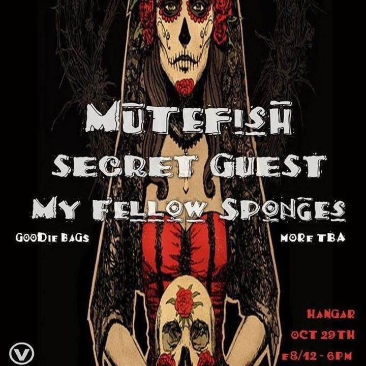 MuteFish Tour Dates