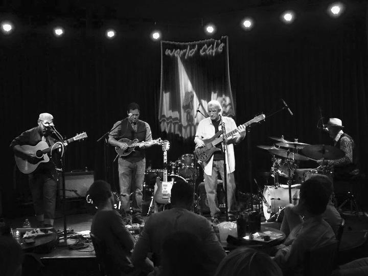 Greg Jones Project @ World Cafe live At The Queen  - Wilmington, DE