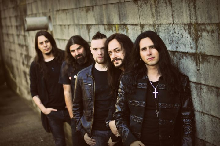 Firewind @ Audio - Glasgow, United Kingdom