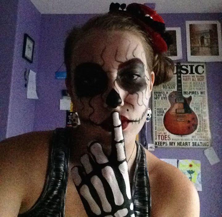 Skeleton Dolls @ Fundraiser - Denver, CO
