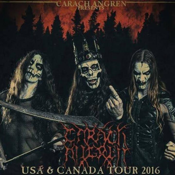 Carach Angren Tour Dates