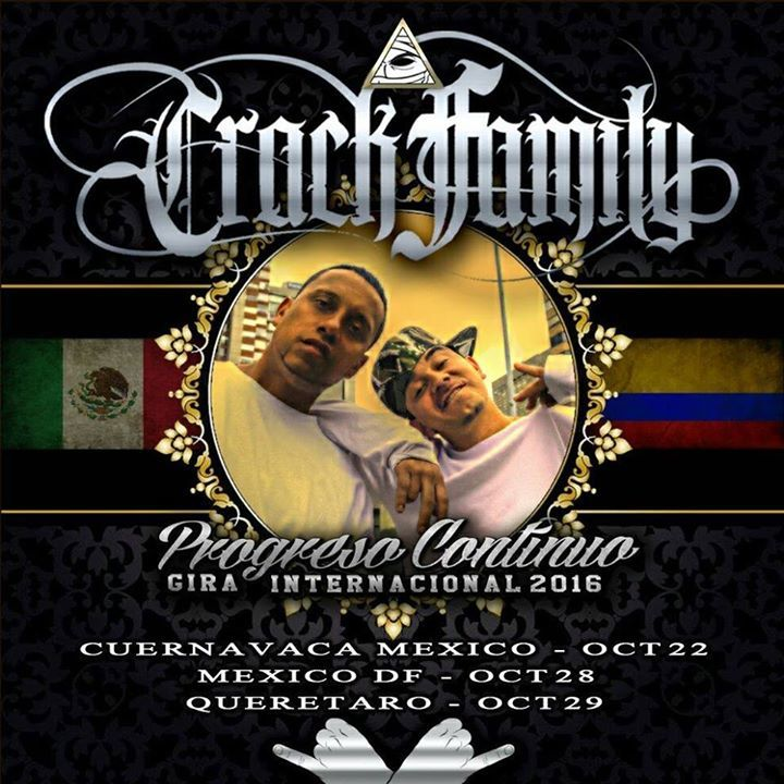Crack Family Gz Tour Dates