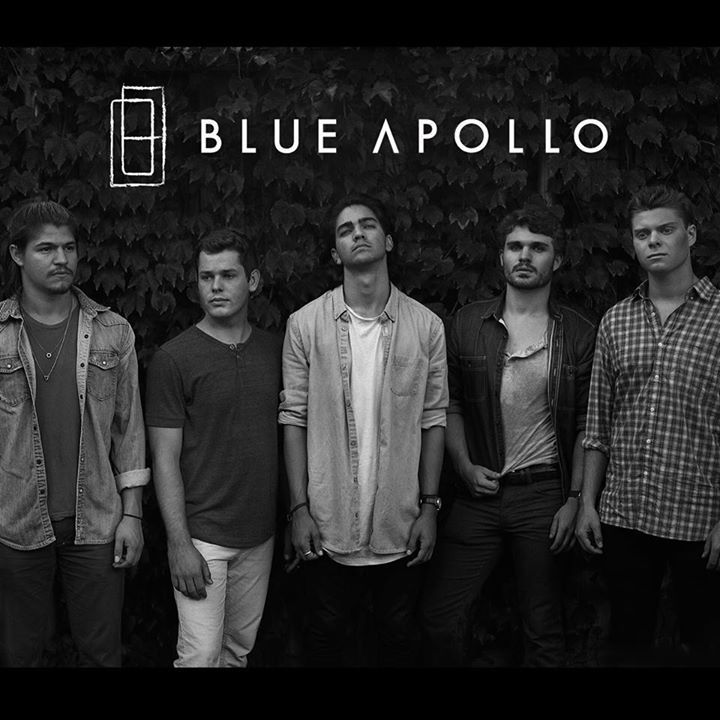 Blue Apollo Tour Dates