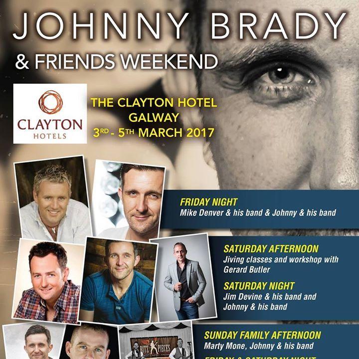 Johnny Brady Band Tour Dates