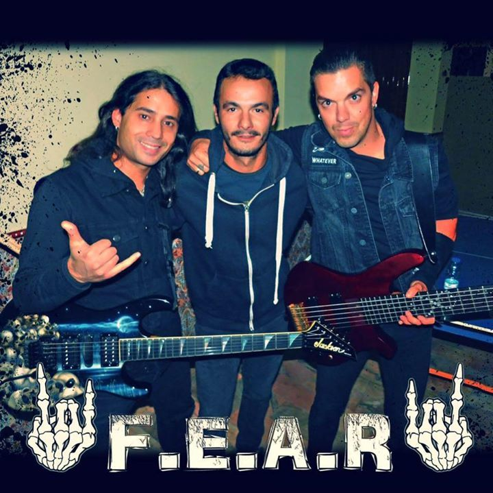 Fear @ Fear At + Operario  - Marinha Grande, Portugal