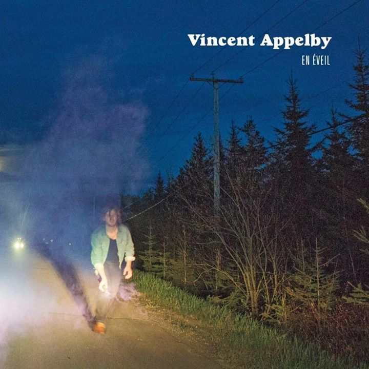 Vincent Appelby Tour Dates
