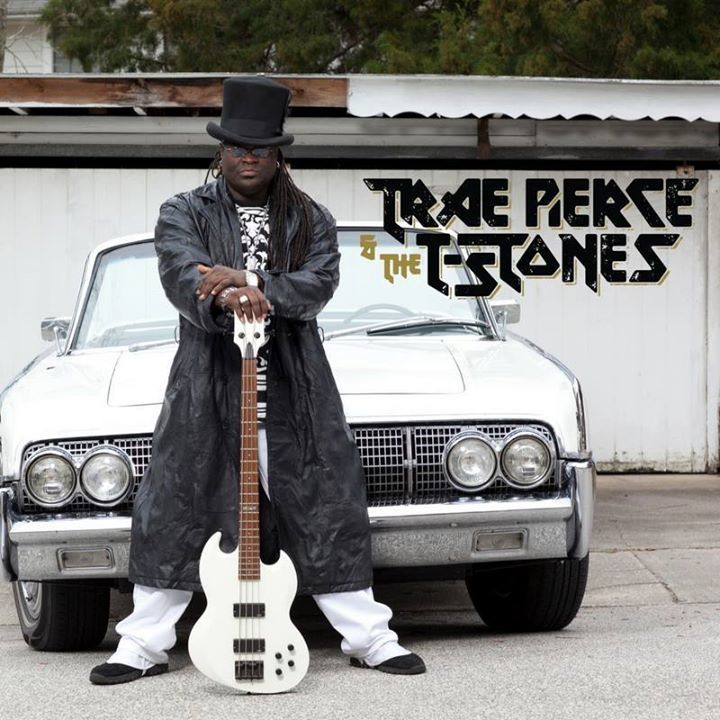 Trae Pierce & the T-Stone Band Tour Dates