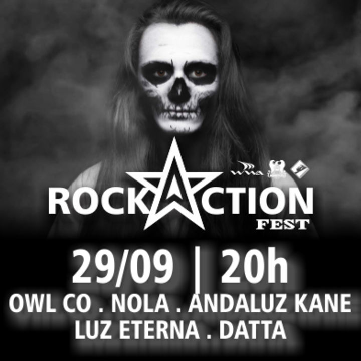 Rock Action Tour Dates