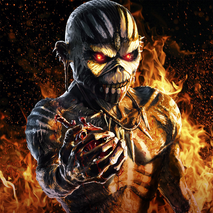 Iron Maiden @ Metro Radio Arena - Newcastle, United Kingdom