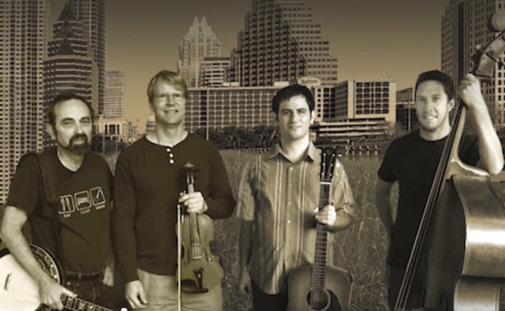Max Zimmet & Hot Pickin Bluegrass @ Stubbs at Graceland - Austin, TX