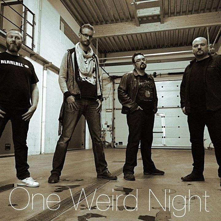 One Weird Night Tour Dates