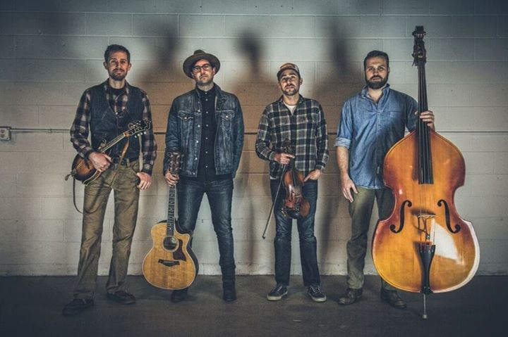 Woody Woodworth & The Rebel City Tour Dates