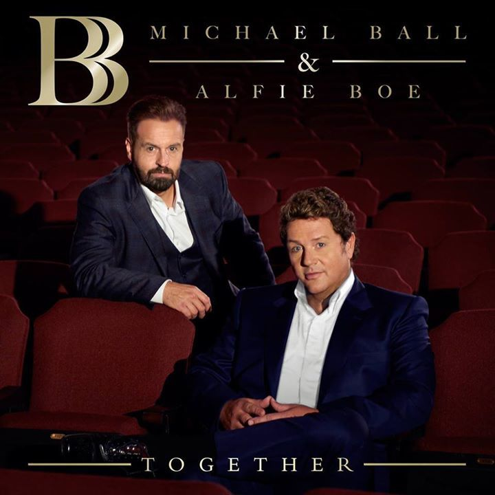 Alfie Boe @ Brighton Centre - Brighton, United Kingdom