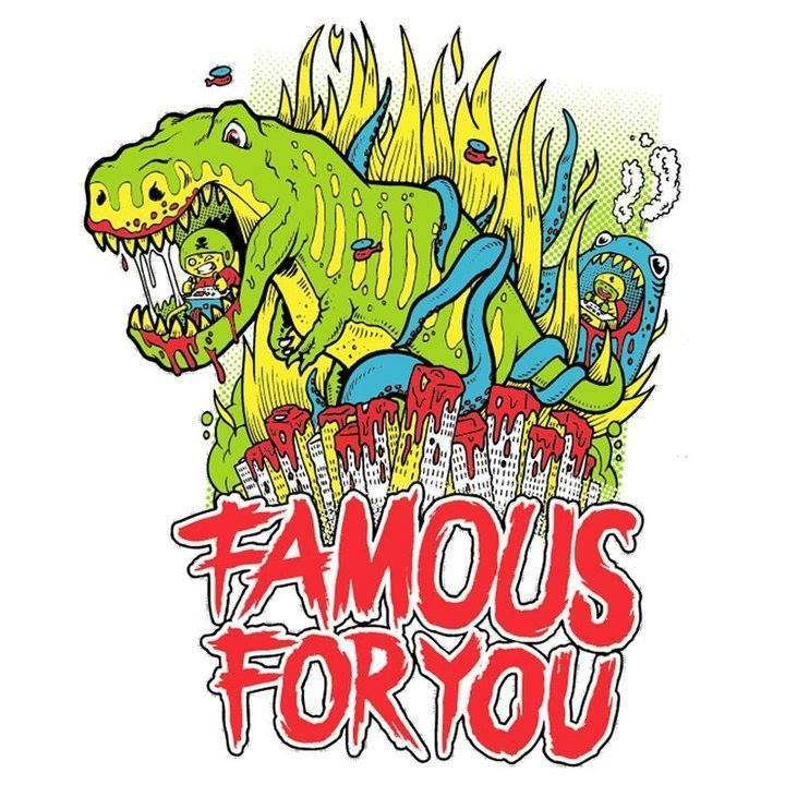 Famous For You Tour Dates