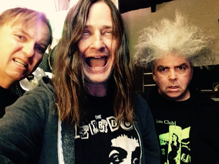 Melvins @ FONDA THEATRE - Los Angeles, CA