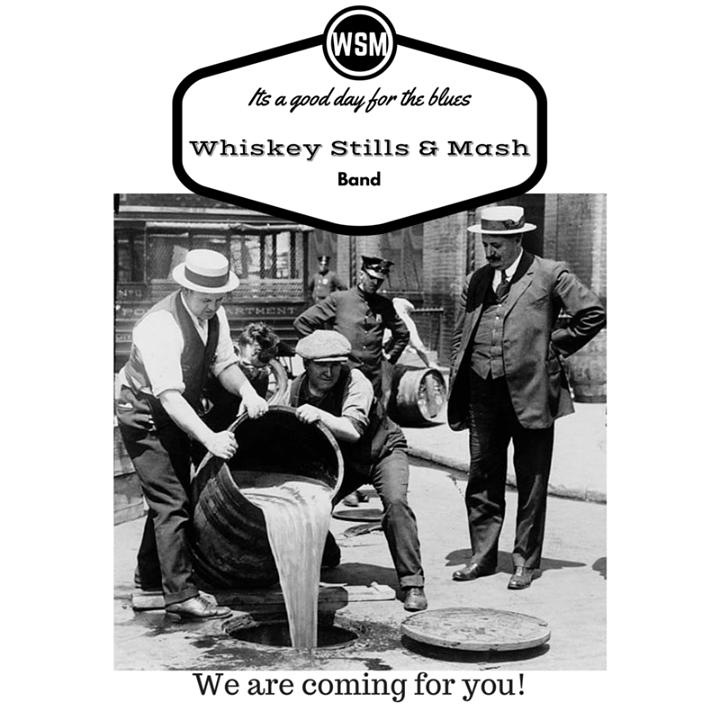Whiskey, Stills and Mash Tour Dates